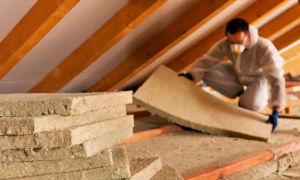 Как и чем правильно утеплить потолок в частном доме с холодной крышей? Выбор и расчёт правильного утеплителя