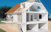 Строим дом из газобетона — сколько стоит, технология кладки. Дома из газобетонных блоков: надежное жилье без лишних затрат, а можно ли их строить?