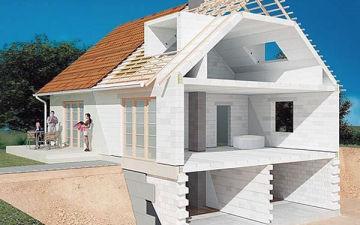 Строим дом из газобетона – сколько стоит, технология кладки. Дома из газобетонных блоков: надежное жилье без лишних затрат, а можно ли их строить?