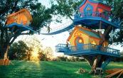 Строим дом на дереве – воплощение мечты и любимое место отдыха