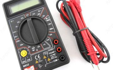 Что такое мультиметр и как им пользоваться? Как измерить сопротивление, напряжение и силу тока самостоятельно