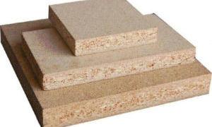 Технические характеристики ДСП и применение в строительстве