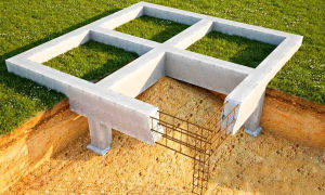 Как правильно рассчитать фундамент под частный дом? Расчёт опорной площади, размеров основания, арматуры и бетона