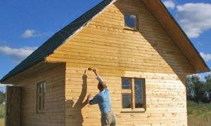 Новое платье для деревянного дома: чем и как покрасить стены внутри и снаружи? Варианты и примеры покраски на фото деревянных домов
