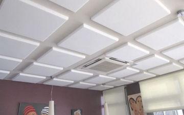Как правильно поклеить потолочную плитку? Виды и выбор материала