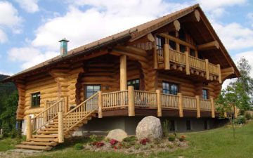 Как правильно выбрать проекты деревянных одноэтажных домов? Проектирование и строительство своими руками
