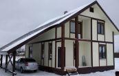 Строим дом из сип панелей. Технология СИП – тёплые, удобные дома за короткое время с минимумом затрат