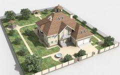Какие существуют СНиПы и  нормы на строительство частного дома: от соседей, от забора, границы участка