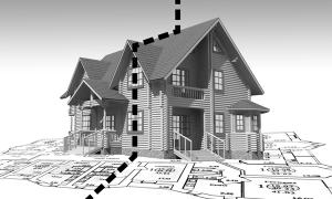 Как правильно разделить частный дом на доли? Как составить договор на раздел земельного участка