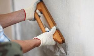 Как и чем выровнять стены в частном доме? Способы выравнивания своими руками