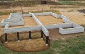 Расчет фундамента на сваях для частного дома. Как выбрать винтовые сваи под дом?