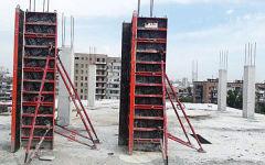 Все о монолитных железобетонных колоннах – назначение, виды и типы, тонкости монтажа конструкций. Как сделать своими руками?