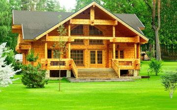 Частный деревянный дом: каркасные, из бревен, из бруса. Какие виды деревянного строительства?