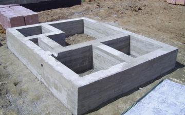 Марка бетона и пропорции для фундамента частного дома. Как приготовить своими руками?
