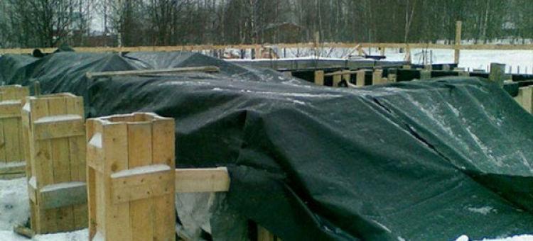 Каким должен быть уход за бетоном? Правила ухода после заливки в процессе твердения